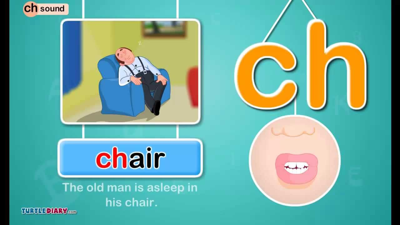 Letter Word Beginning With Ch