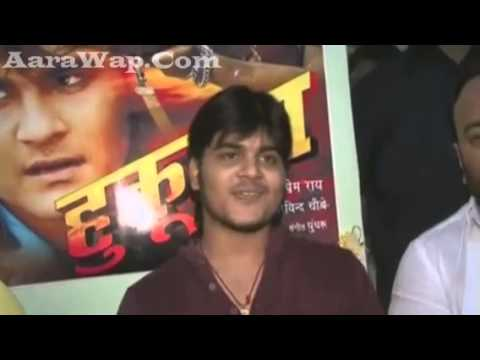 Bhojpuri Film Hukumat Interview Arvind Akela Kallu Ji