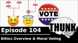 THUNK - 104. Ethics Overview & Moral Voting