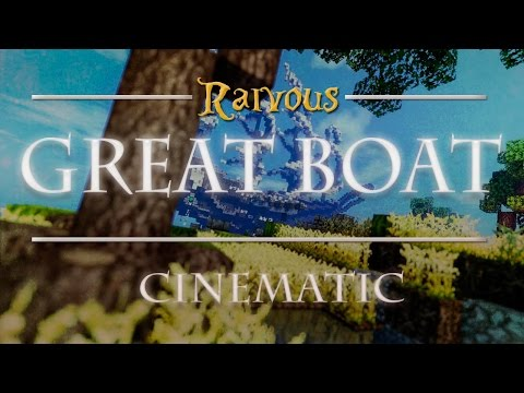 Minecraft Cinematic: Great boat Download