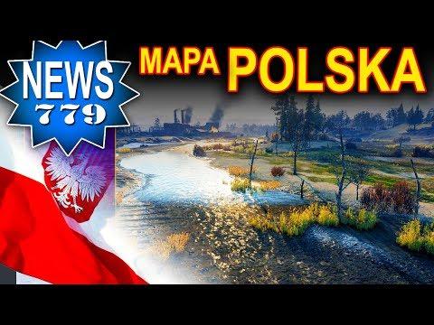 Nowa Mapa Polska - Jest Piękna :) - World Of Tanks