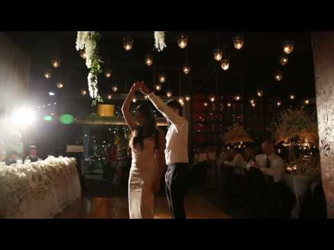 Kerstin & Matt's wedding dance choreography - You & I (Nobody in the World) - John Legend