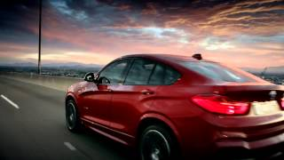 The All-New BMW X4 - Its First-Ever Launchfilm