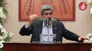 JENERİK | Dünya Ahiretin Habercisidir | Alparslan Kuytul Hocaefendi