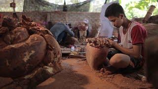 Làng nghề gỗ Liên kết để vượt qua thách thức