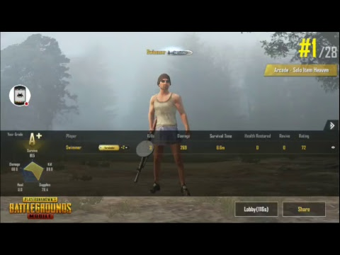 How good you are in PUBG? Let's play PUBG mobile  !!! Live stream