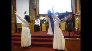 Watch Karen Clarksheard God Is Here video