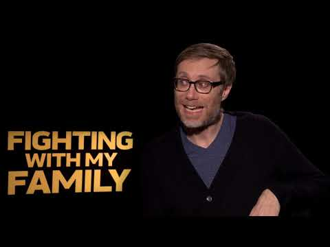Interview With Fighting With My Family Director, Stephen Merchant