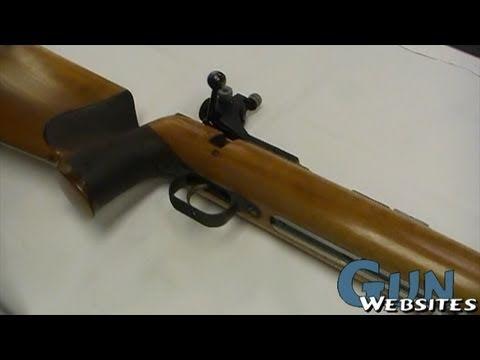 ~$1.000 .22lr Anschutz Rifle 64-MS