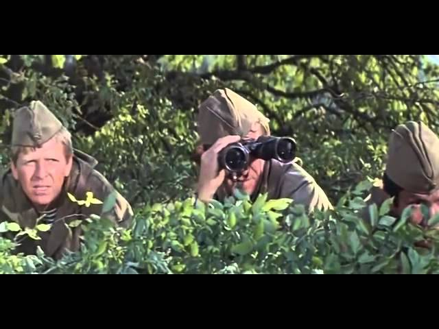 Берем все на себя (1980) Военный художественный фильм Советский фильм о войне