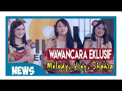 JKT48 Akan Mengadakan Pemilu - Wawancara Eklusif Bareng Vieny, Shania & Melody