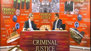 Criminal Justice with Solicitor Shafiul Azam S4 170219