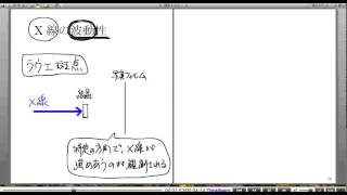 高校物理解説講義:「X線」講義6