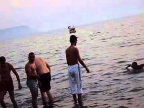 funny day at the beach (Oran - ALGERIA)