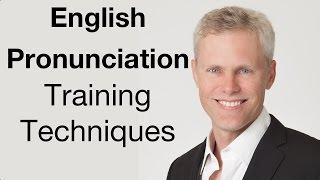 Two pronunciation training techniques