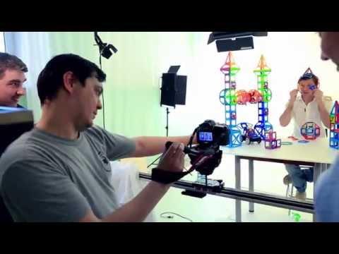 Как все устроено на студии видеосъемки. Это интересно!