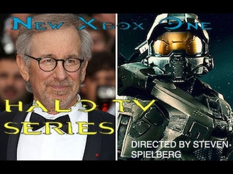 New Xbox One Halo TV Series By Steven Spielberg