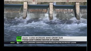 CA water crisis: California farmers left without drinking water