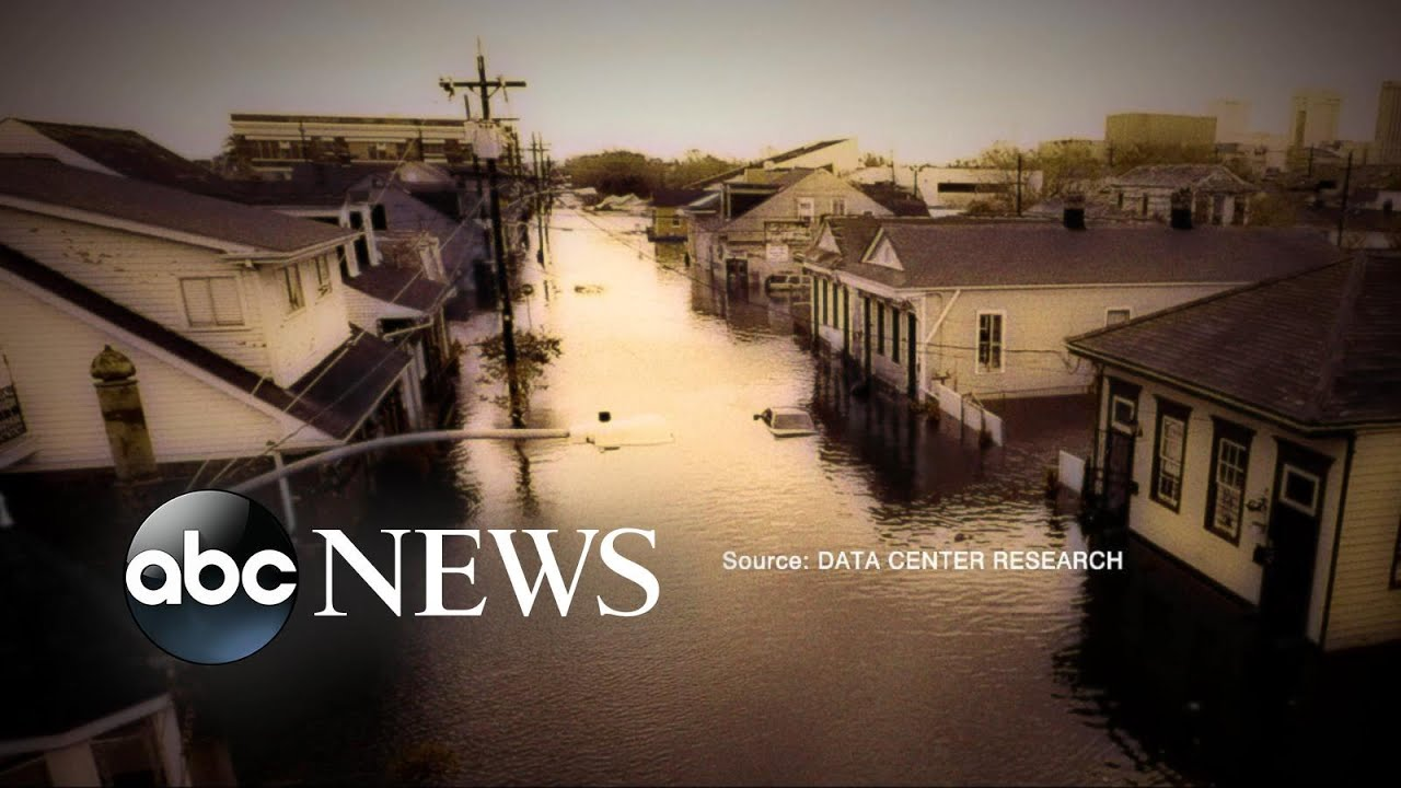 New Orleans Remembers Hurricane Katrina