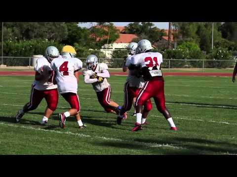 Ironwood High School - Football 2014