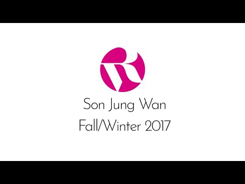 Son Jung Wan Fall/Winter 2017
