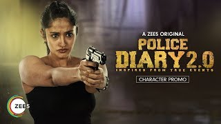 Sakshi, A Hard-working Cop | Police Diary 2.0 | Promo | A ZEE5 Original | Streaming Now On ZEE5