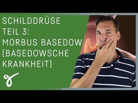 Schilddrüsenüberfunktion: Was ist Morbus Basedow? Gerne Gesund
