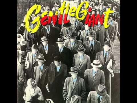 Gentle Giant - I Am a Camera