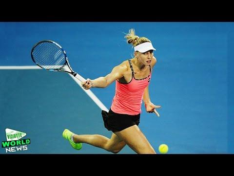 Naomi Broady Beats Ana Ivanovic in Auckland || World News