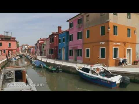 Venice, Italy: A Boat Tour of the Lagoon
