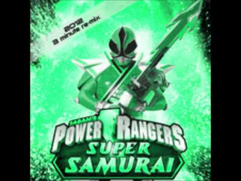 Power Rangers Samurai FULL Theme!