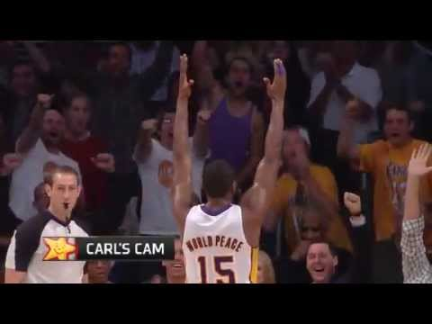 Top 10 Plays 2012-13 season, Los Angeles Lakers