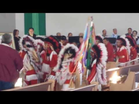 Los Matachines en la iglesia San Francisco de Asis 4 of 4