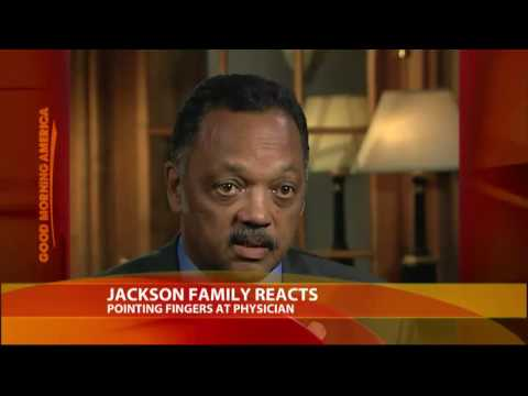 Jackson Family Reacts to Star's Death