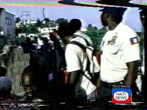 "TRAGEDY RAP CREOLE GROUP ""BARIKAD CREW"" IN HAITI PART # 1"