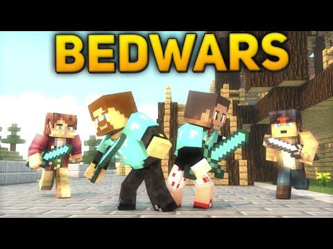 Minecraft BedWars #64 - САМЫЙ ЖЕСТКИЙ ПРОТИВНИК