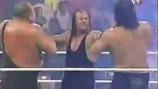 Great Khali Vs Undertaker Vs Big Show