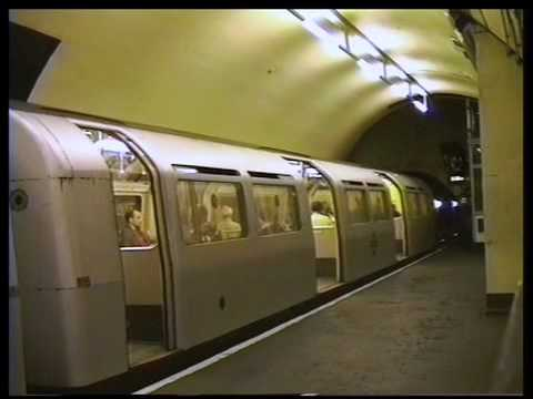 Piccadilly Line Aldwych Branch - A Film by Fred Ivey