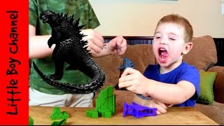 Huge Godzilla Haul | Amazon One Click Fail