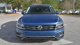 New 2019 Volkswagen Tiguan Sanford FL Orlando, FL #19-0247