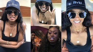 Ciara | Instagram Live Stream | 26 July 2018 w/ Missy Elliot