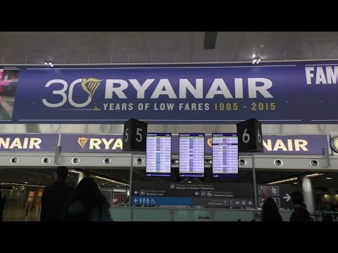 Ryanair flight report 1556 from Dublin to Manchester Jeju Air & Ryanair together