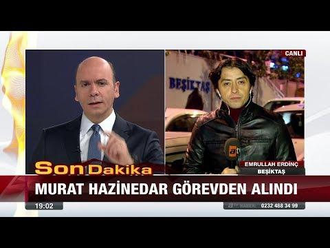 Murat Hazinedar görevden alındı - 4 Ocak 2018