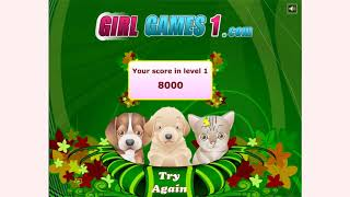 How to play Pet Care game | Free online games | MantiGames.com