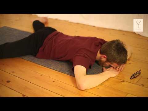 Dru It Yourself: Crocodile Posture