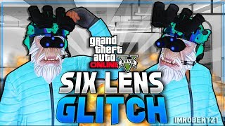 GTA 5 SIX Lens Mask Night Vision Goggles Glitch Outfit Tutorial