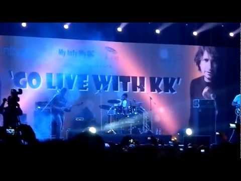 KK Live Performance 2011 - Tere Pyar Mein Infosys Pune