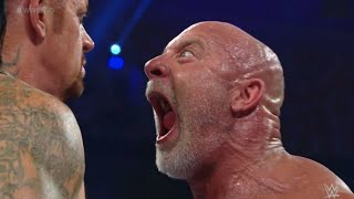 Why The Undertaker Is Furious At Goldberg After Super Showdown
