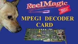 Reelmagic decoder card