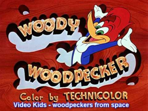 Woodpeckers From Space Hq - Video Kids video